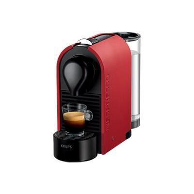 krups yy1302fd machine nespresso rouge moncornerdeco. Black Bedroom Furniture Sets. Home Design Ideas