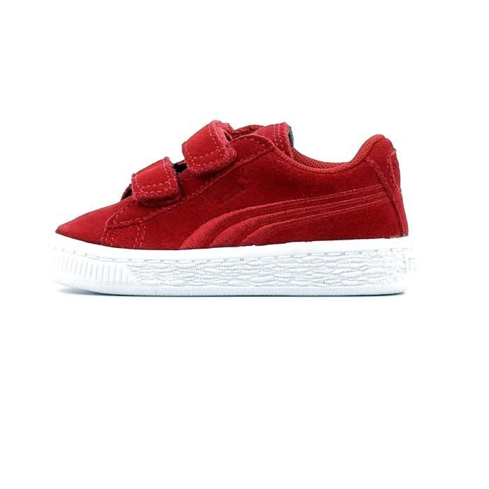 Baskets basses Puma Inf Suede Classic Badge V EgIs9LYP