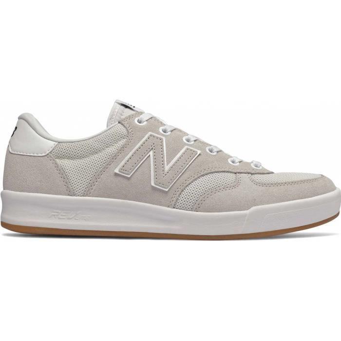 new balance hommes blanche crt300