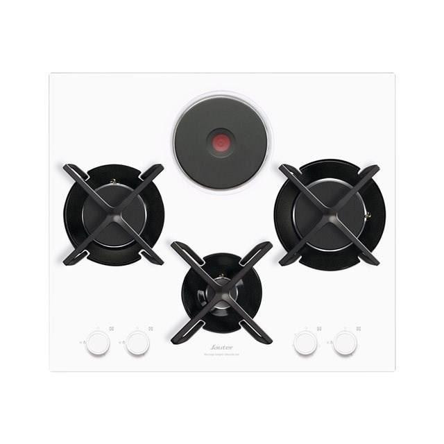 PLAQUE MIXTE Table de cuisson mixte SAUTER SPG4465MW