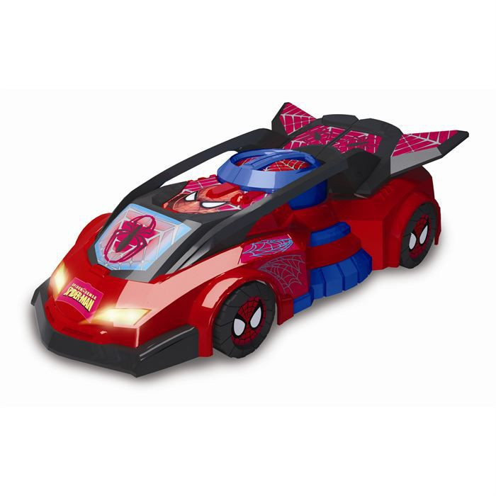 voiture radio command e spider man achat vente. Black Bedroom Furniture Sets. Home Design Ideas