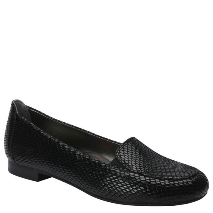 Leather Loafer 3ok4h1 Taille W Regan Toe Round 37 dshQtrC