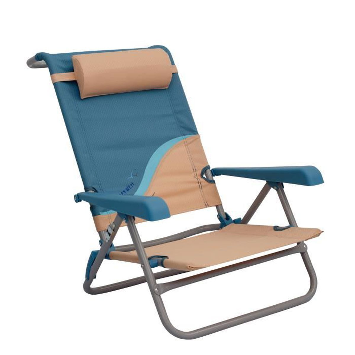 Chaise pliable de plage id es d 39 images la maison for Chaise longue de plage pliable