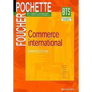 MANUEL BTS Commerce international BTS