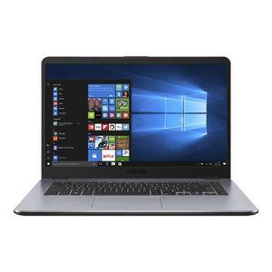 ORDINATEUR PORTABLE ASUS VivoBook 15 X505BA-BR255T A9 9425 - 3.1 GHz W