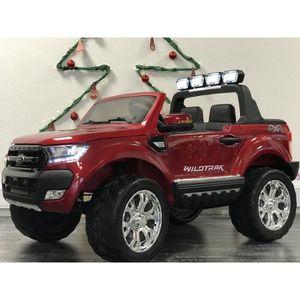 VOITURE ELECTRIQUE ENFANT 4x4 électrique enfant Ford Ranger 4 roues motrices