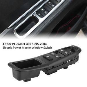 Peugeot 207 Arrière Droit ou Gauche Vitre Électrique seul Commutateur 6554.HJ