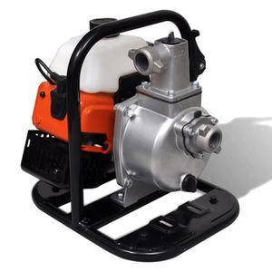 POMPE À EAU CAMPING LIUX Pompe à eau thermique 2 temps 1,45 kW 0,95 l