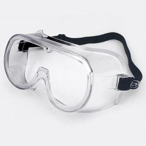 Lot de 3 Surlunettes de Protection lunettes de s/écurit/é anti-virus transparentes multifonctionnelles de haute qualit/é