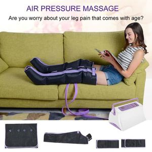 APPAREIL DE MASSAGE  LIA 20W Masseur de jambe de compression d'air Circ