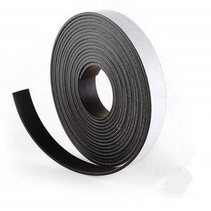 BANDE - RUBAN LED Bande magnétique de Noir, flexible et avec forteme
