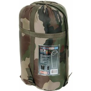 SAC DE COUCHAGE Sac de couchage Thermobag 400 grand froid - Camo C