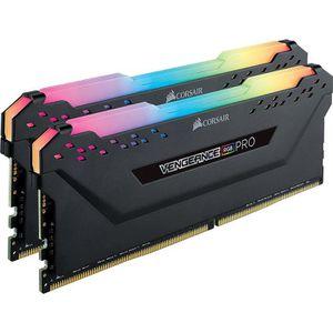 MÉMOIRE RAM CORSAIR Mémoire PC DDR4 - Vengeance RGB Pro 16 Go