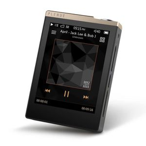 BALADEUR CD - CASSETTE COWON-PD-GO-Baladeur audiophile or