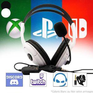CASQUE AVEC MICROPHONE Casque audio SPX100 Enfant pour Nintendo Switch, W