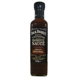 AUTRES SAUCES FROIDES Sauce Barbecue smooth original jack daniel's/jack