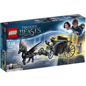 ASSEMBLAGE CONSTRUCTION LEGO® Harry Potter 75951 L'évasion de Grindelwald