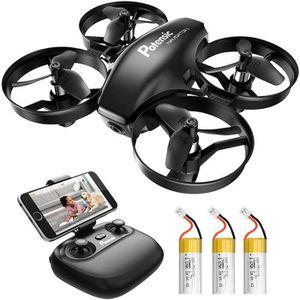 DRONE Potensic Mini Drone avec télécommande Drone avec W