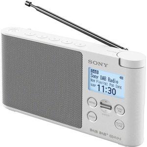 BALADEUR CD - CASSETTE SONY - XDRS41DR.EU8 - Radio portable DAB/DAB+ - Pr