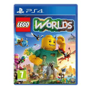 JEU PS4 LEGO Worlds (PS4) - Import Anglais