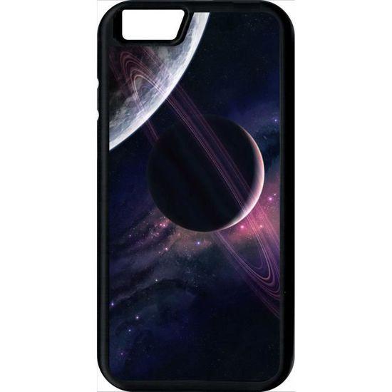 coque apple iphone 6s espace saturne