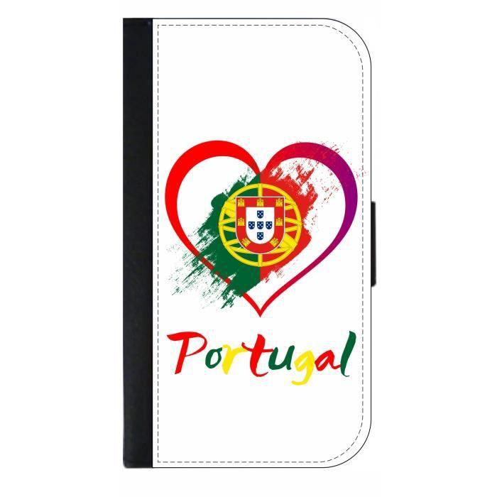 Bracelet De Montre Vendu Seul DKP5R drapeau hommes Portugal - Passeport Couverture / titulaire de la carte pour Voyage