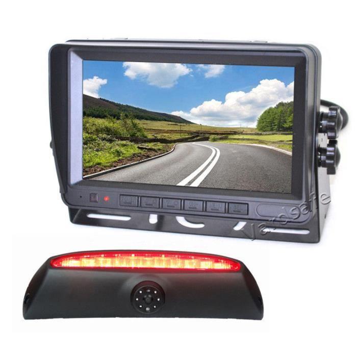 Caméra de recul Moniteur autonome de 7 pouces pour Iveco Daily (2006-2013)