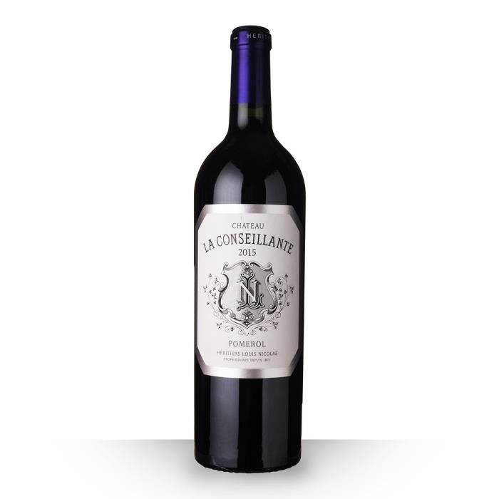 Château la Conseillante 2015 AOC Pomerol - 75cl - Vin Rouge