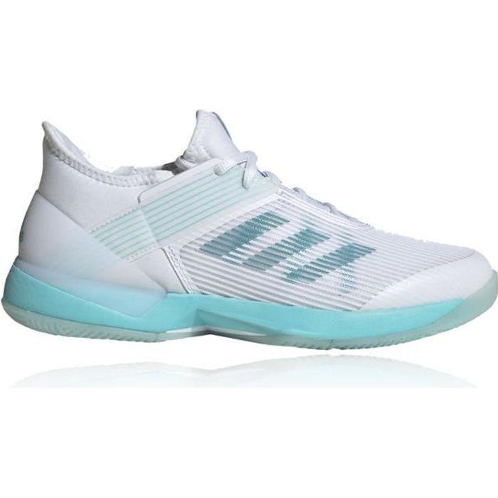 Adidas Femmes Adizero Ubersonic 3 X Parley Tennis Chaussures De Sport