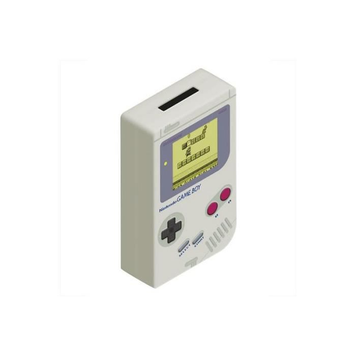 Tirelire Gameboy: Super Mario Land 2