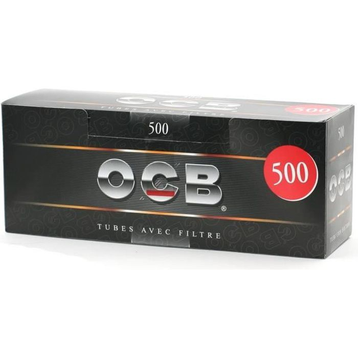 Boites de 500 Tubes - OCB