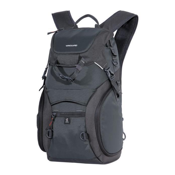 Vanguard Adaptor 45, Étui sac à dos, Noir