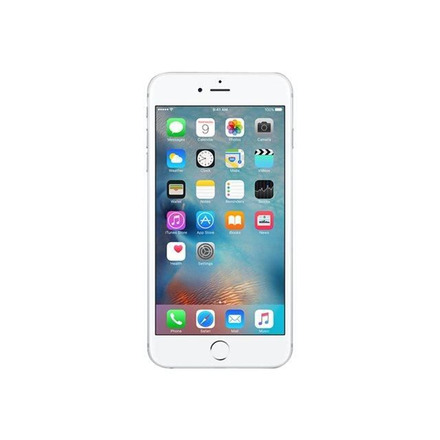 apple iphone 6s plus 64go argent achat smartphone. Black Bedroom Furniture Sets. Home Design Ideas
