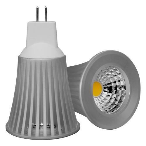 AMPOULE - LED Ampoule LED MR16/GU5.3 - 7W - COB Bridgelux  - Bla