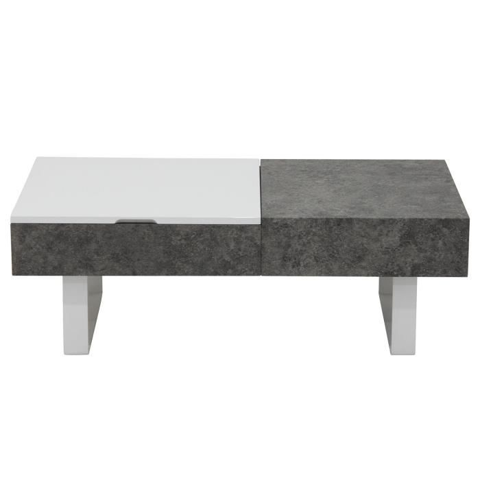 Table Relevable Menzzo
