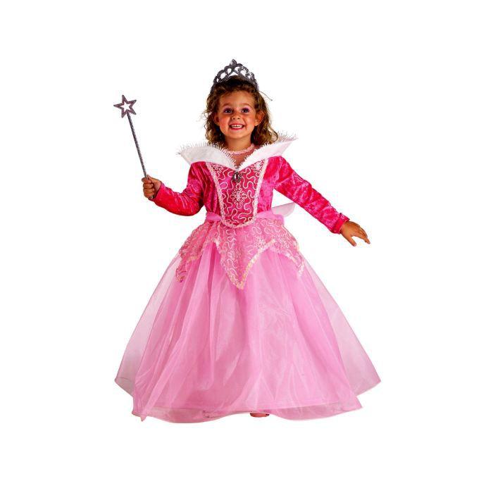 DÉGUISEMENT - PANOPLIE Déguisement Princesse Rose