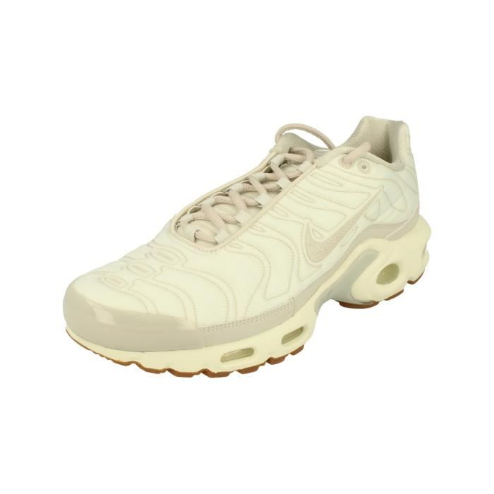 best sneakers fc08c 956d9 BASKET Nike Femme Air Max Plus PRM Running Trainers 84889