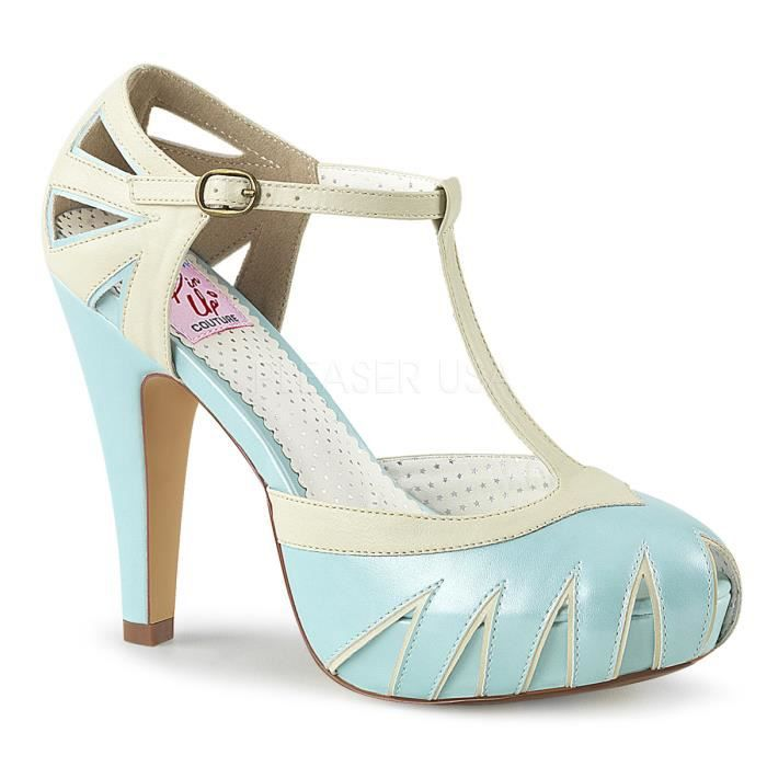 BOTTE Pin Up Couture BETTIE-25 Femme Chaussures 37