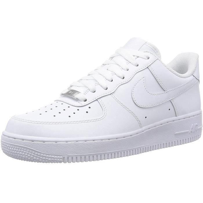Soldes > nike air force one basket > en stock