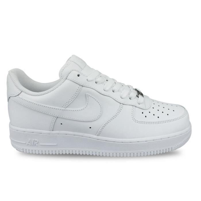 Basket Nike Air Force 1'07 Blanc Cw2288-111