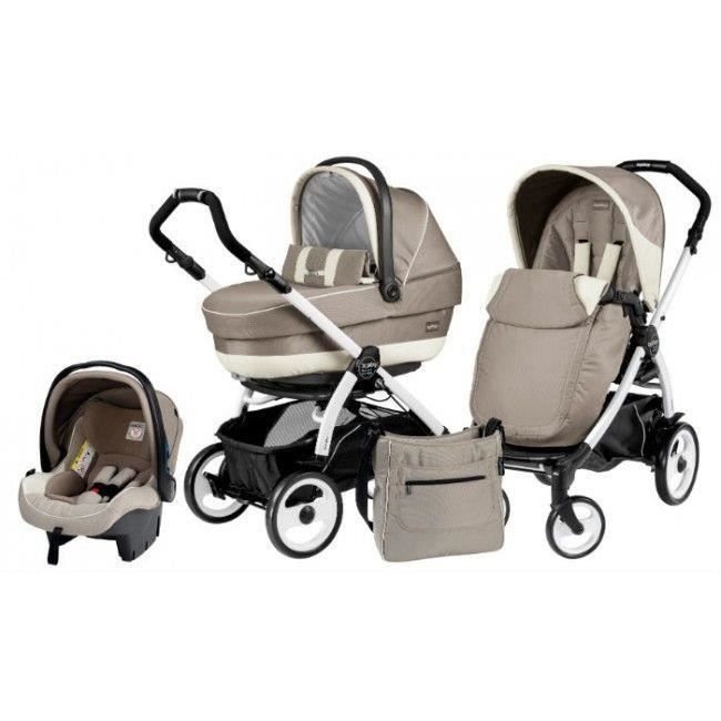 peg perego trio book avana chassis bp 51 blanc achat. Black Bedroom Furniture Sets. Home Design Ideas