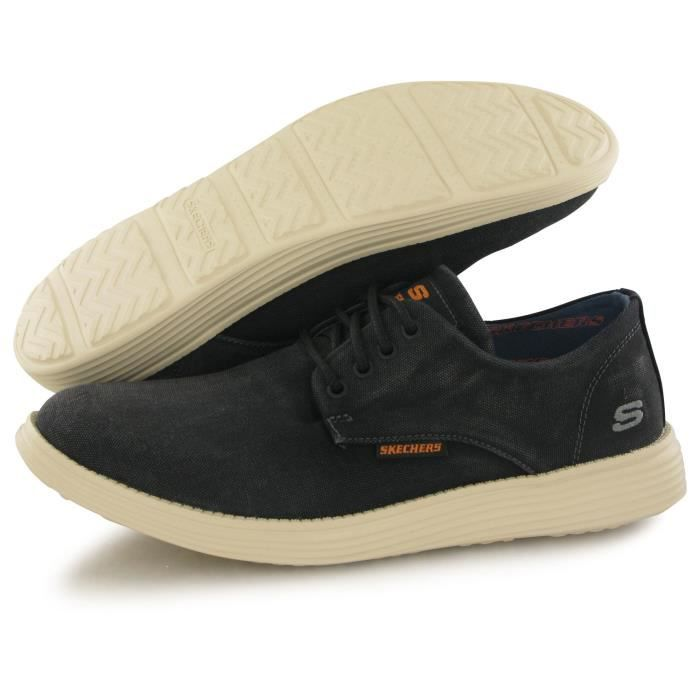 Skechers Borges , baskets confort homme