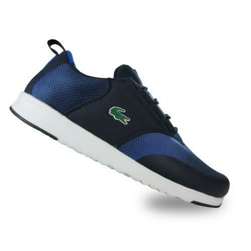 LACOSTE - Baskets basses Light Lacoste - (Marine - 36)