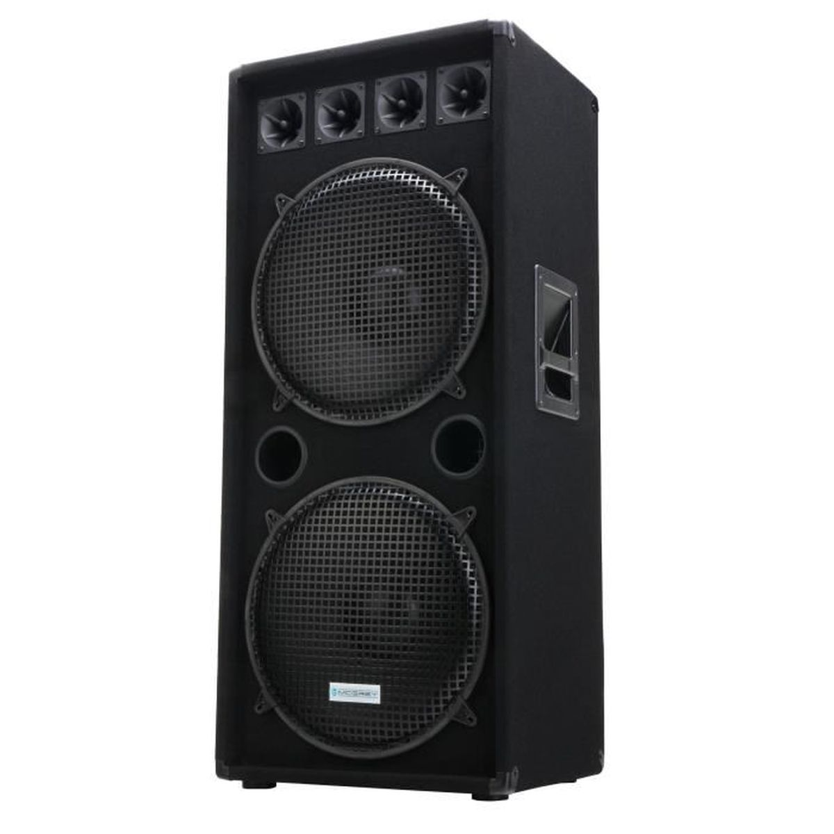 mcgrey dj 2522 enceintes de basement party dj 1500w enceinte et retour avis et prix pas cher. Black Bedroom Furniture Sets. Home Design Ideas