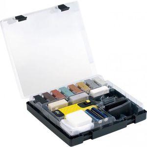 CARRELAGE - PAREMENT Kit de réparation pour dalles & carreaux