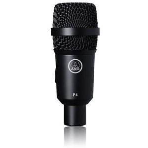 MICRO POUR INSTRUMENT AKG PERCEPTION P4 MICRO DE SCENE BON PLAN