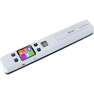 SCANNER Scanner Portable 1050DPI Sans Fil LCD iScan Handys