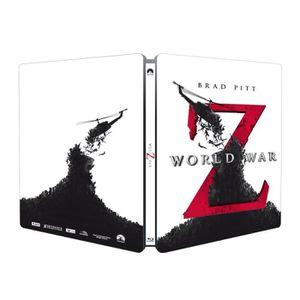 BLU-RAY FILM DVD Italien importé, titre original: world war z (