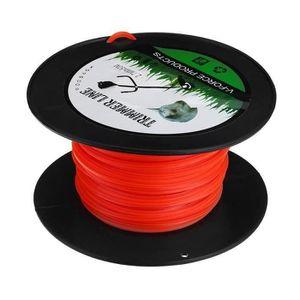 DÉBROUSSAILLEUSE  TEMPSA 2.7mm Câble pour débroussailleuse tondeuse