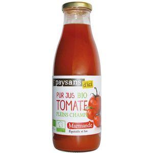 Boisson fruit - légume ETHUIQUABLE Pur jus de Tomates de Marmande Bio - 7